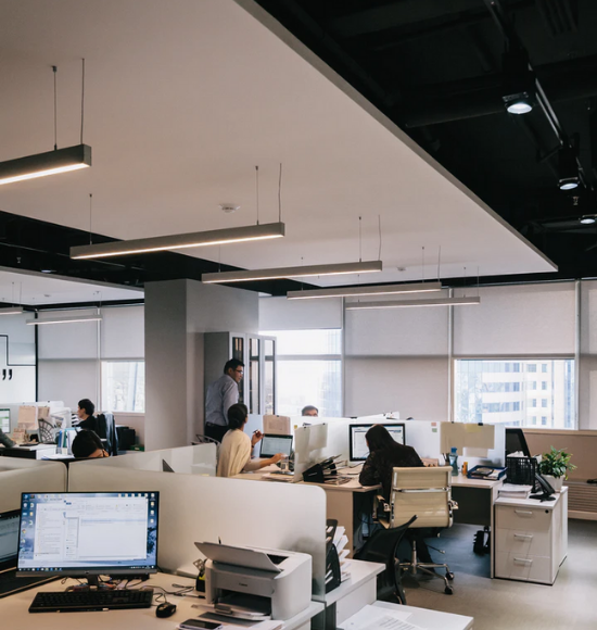 BEAS add on sap business one - office interior