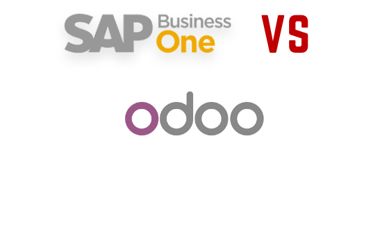 Odoo vs SAP Business One---Which Is The Best ERP Business Software Solutions For Your Business