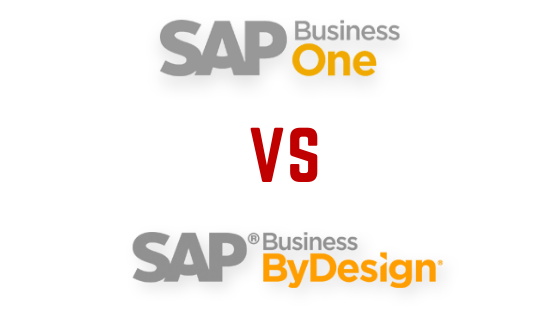 SAP ByDesign vs SAP Business One---Which Is The Best ERP Software Solutions For Your Business---SAP Business ByDesign